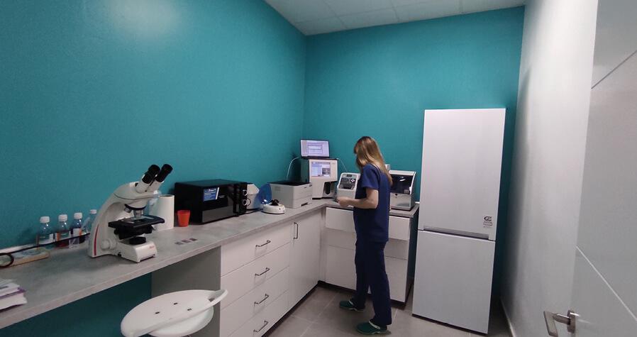 servicios laboratorio