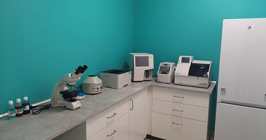 instalaciones analisis y laboratorio