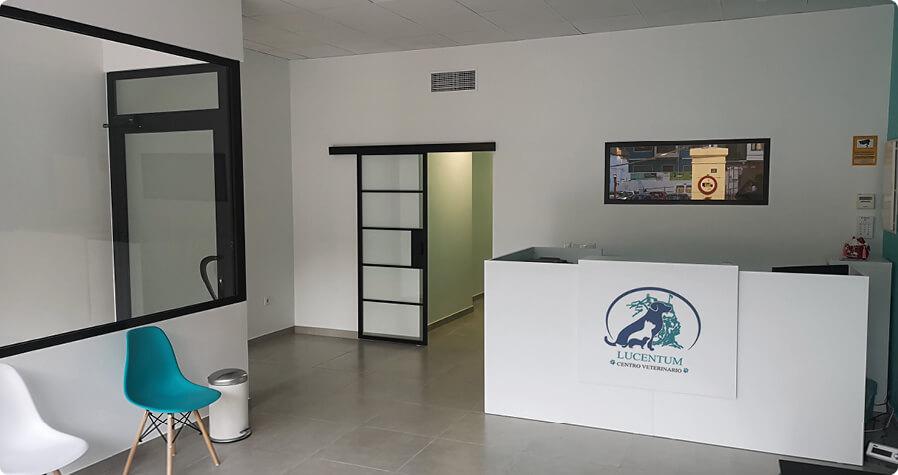 instalaciones recepcion